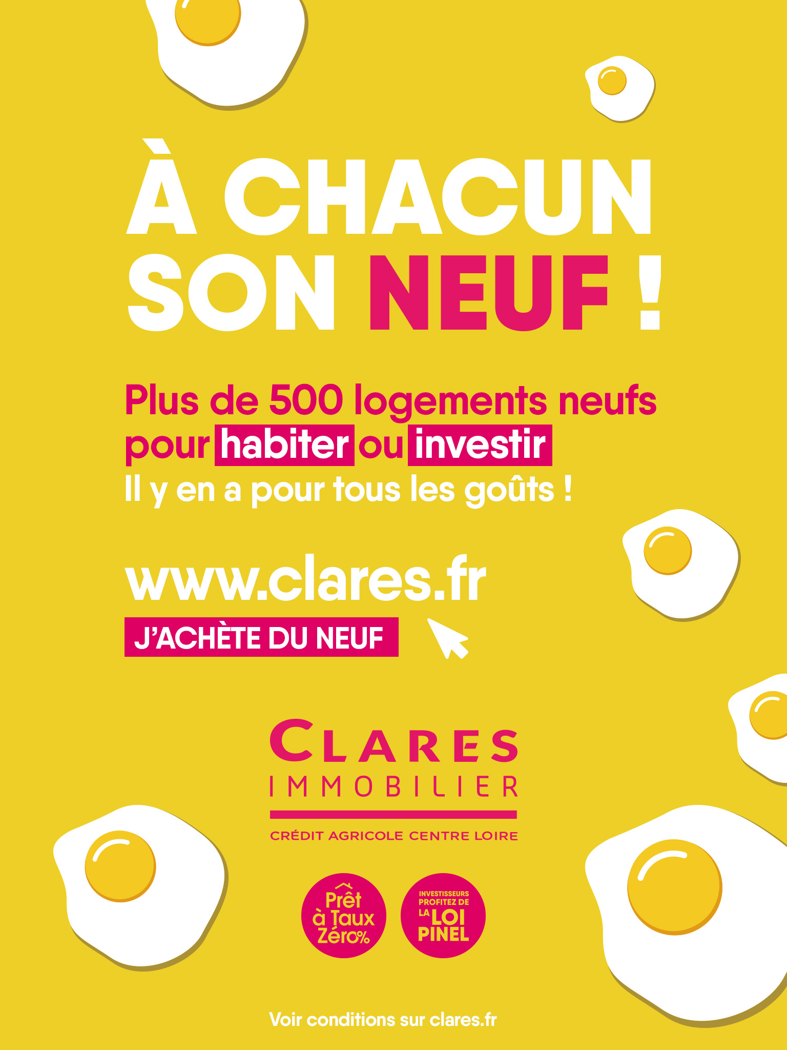 Clares Immobilier